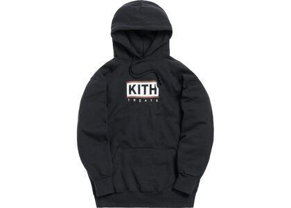 Kith Treats Ice Cream Sandwich Hoodie Blackの写真