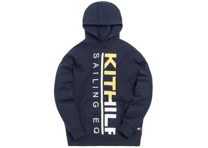 Kith x Tommy Hilfiger Sailing Hoodie Navyの写真