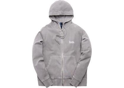 Kith Williams Crystal Wash Hoodie Pavementの写真