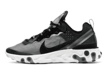 NIKE REACT ELEMENT 87 BLACK