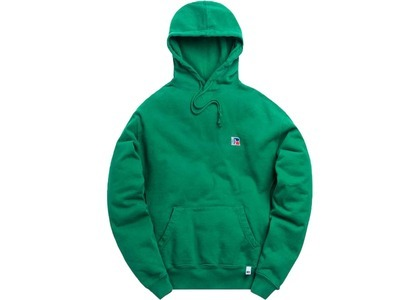 Kith x Russell Athletic Classic Hoodie Jolly Greenの写真