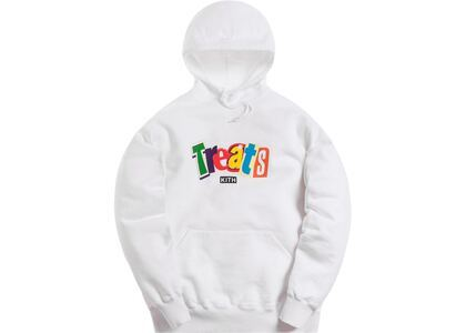 Kith Treats Cereal Day Hoodie Whiteの写真
