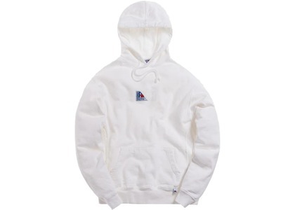 Kith x Russell Athletic Vintage Hoodie Bright Whiteの写真