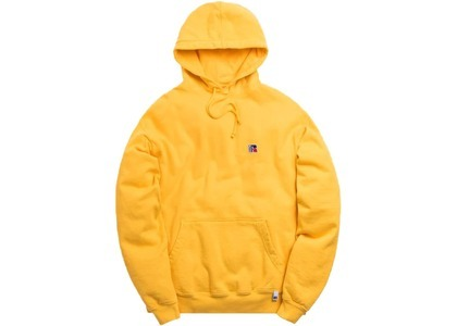 Kith x Russell Athletic Classic Hoodie Solar Powerの写真