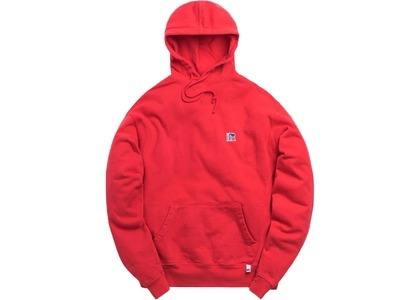 Kith x Russell Athletic Classic Hoodie Ribbon Redの写真