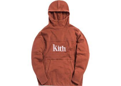 Kith Double Pocket 2 Hoodie Clayの写真