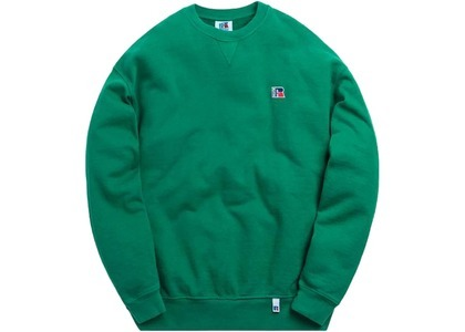 Kith x Russell Athletic Classic Crewneck Jolly Greenの写真