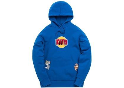 Kith x Tom & Jerry Hoodie Royal Blueの写真