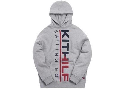 Kith x Tommy Hilfiger Sailing Hoodie Greyの写真