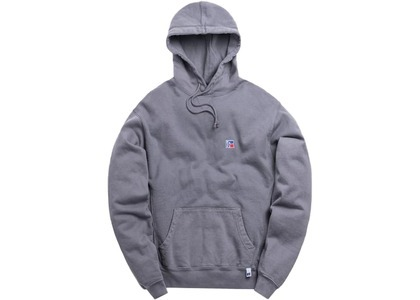 Kith x Russell Athletic Classic Hoodie Quiet Shadeの写真