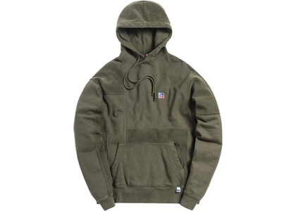 Kith x Russell Athletic Reverse Hoodie Climbing Ivyの写真