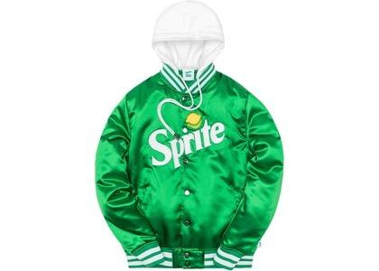 Kith x Sprite Varsity Jacket Greenの写真