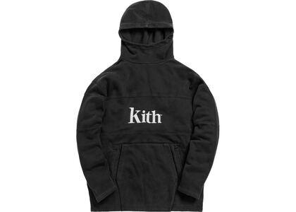 Kith Double Pocket 2 Hoodie Blackの写真