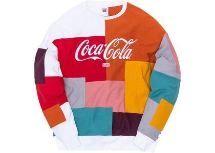 Kith x Coca-Cola Crewneck Multiの写真
