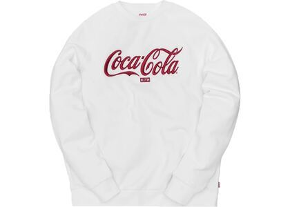 Kith x Coca-Cola Crewneck Whiteの写真