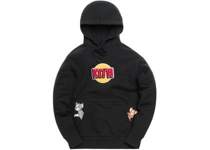 Kith x Tom & Jerry Hoodie Blackの写真