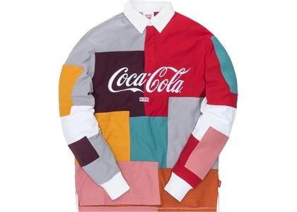 Kith x Coca-Cola Rugby Multiの写真