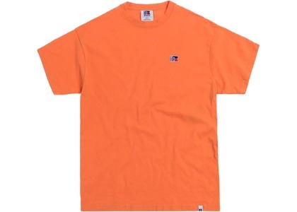 Kith x Russell Athletic Classic Tee Golden Poppyの写真