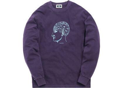 Kith On My Mind L/S Tee Purpleの写真