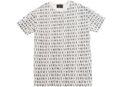 Kith x Versace Monogram Tee Off-Whiteの写真