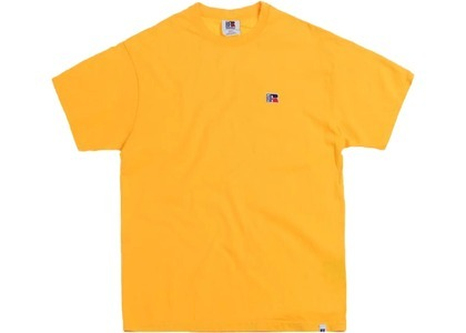 Kith x Russell Athletic Classic Tee Solar Powerの写真