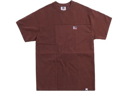 Kith x Russell Athletic Reverse Tee Decadent Chocolateの写真