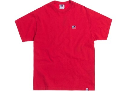 Kith x Russell Athletic Classic Tee Ribbon Redの写真