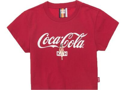 Kith Women x Coca-Cola Mulberry Tee Redの写真