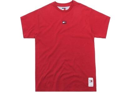 Kith x Tommy Hilfiger Mini Flag Tee Redの写真