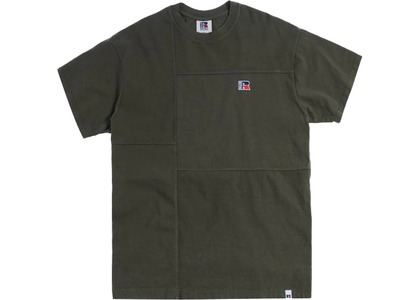 Kith x Russell Athletic Reverse Tee Climbing Ivyの写真