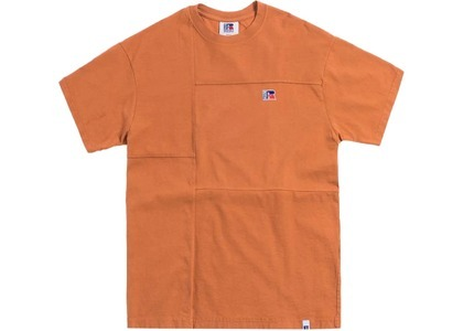 Kith x Russell Athletic Reverse Tee Amber Brownの写真
