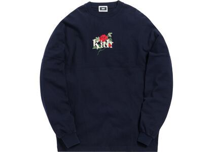 Kith Gardens Of The Mind L/S Tee Navyの写真