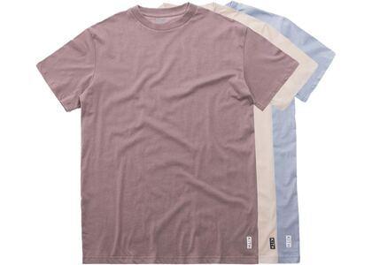 Kith Undershirt (3 Pack) Mauve/Turtle Dove/Seaの写真
