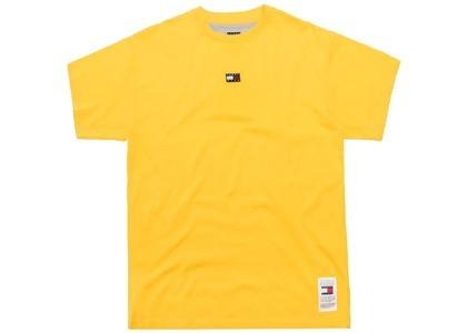 Kith x Tommy Hilfiger Mini Flag Tee Yellowの写真