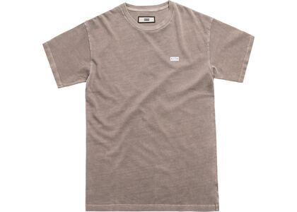 Kith Pigment Dyed Classic Logo Tee Cinderの写真