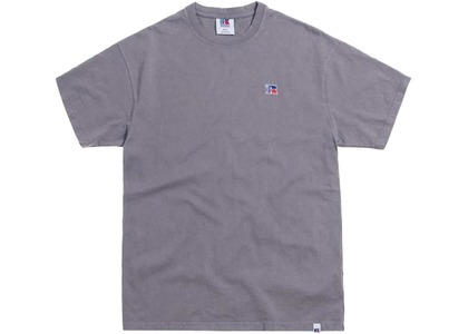 Kith x Russell Athletic Classic Tee Quiet Shadeの写真