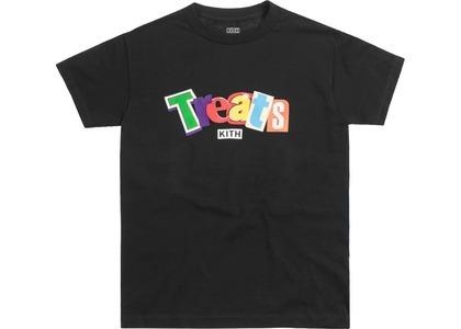 Kith Treats Cereal Day Tee Blackの写真