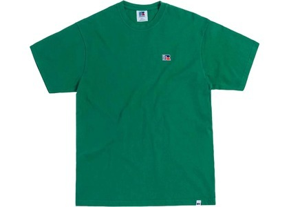 Kith x Russell Athletic Classic Tee Jolly Greenの写真