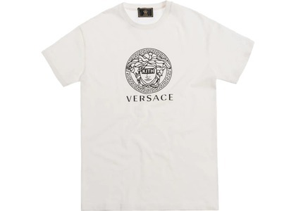 Kith x Versace Medusa Tee Off-Whiteの写真