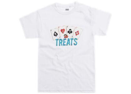 Kith Treats Cards Tee Whiteの写真