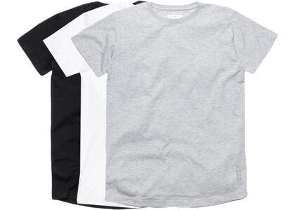 Kith Under Shirt 3-Pack White/Heather Grey/Blackの写真