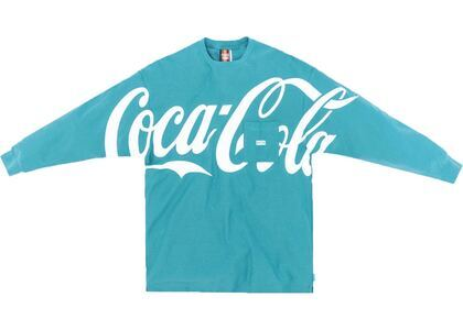 Kith x Coca-Cola Quinn L/S Tee Aquaの写真