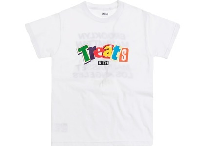 Kith Treats Cereal Day Tee Whiteの写真