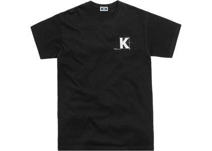 Kith Blueprint Tee Blackの写真
