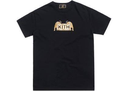 Kith x Versace Jaguar Tee Blackの写真