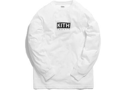 Kith Treats Home Grown L/S Tee Whiteの写真
