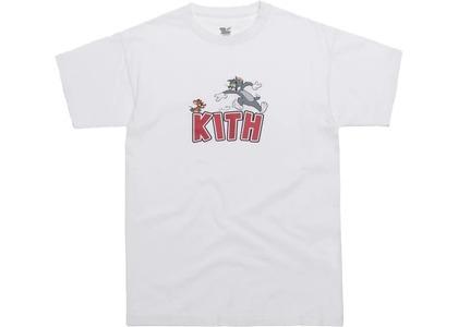 Kith x Tom & Jerry Tee Whiteの写真