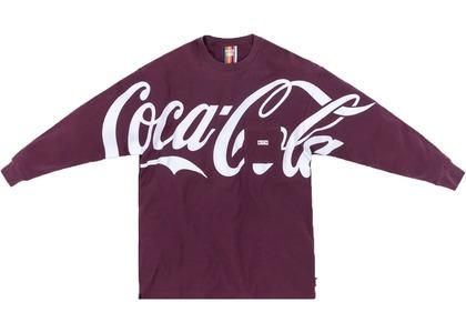Kith x Coca-Cola Quinn L/S Tee Purpleの写真