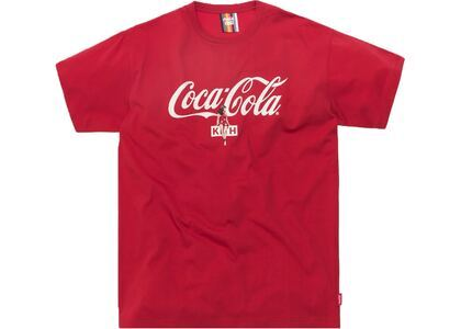Kith x Coca-Cola Hula Tee Redの写真