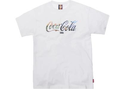 Kith x Coca-Cola Tee Whiteの写真
